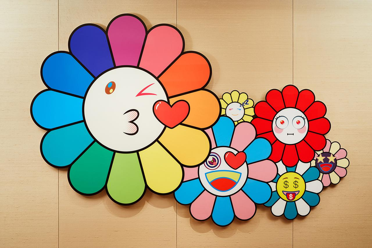 """Images : 9番目の画像 - 「TJ News 村上 隆とコラボレート! """"お花アート""""と泊まる 1日1組限定のステイプラン」のアルバム - T JAPAN:The New York Times Style Magazine 公式サイト"""