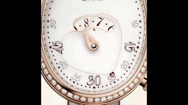 画像: REINE DE NAPLES CŒUR 9825 Ⓒ BREGUET youtu.be