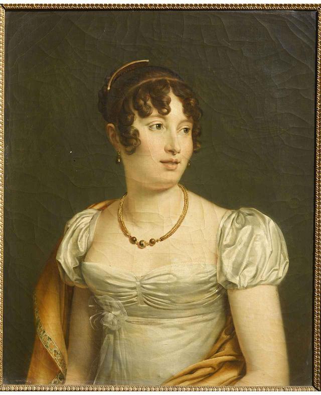 画像: ブレゲの重要な顧客のひとりであった、ナポリ王妃、カロリーヌ・ミュラ。彼女は生涯で34個ものブレゲの時計を所有した