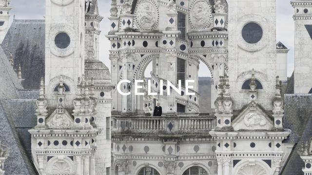 画像: CELINE HOMME 'TEEN KNIGHT POEM' www.youtube.com