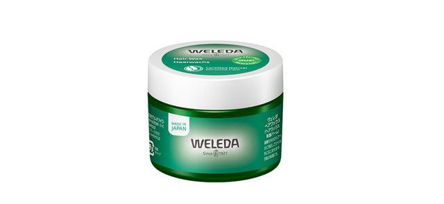 画像: ヴェレダ「ヘアワックス」<30g>¥2,200 ライム、ラベンダー、パルマローザの天然精油を使用し、フローラルフルーティのみずみずしく華やかな香り 商品詳細は こちら COURTESY OF WELEDA