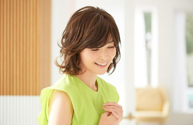 画像: ジュリア・オージェ オールウィッグ ボブスタイル<HONEYISH>¥165,000
