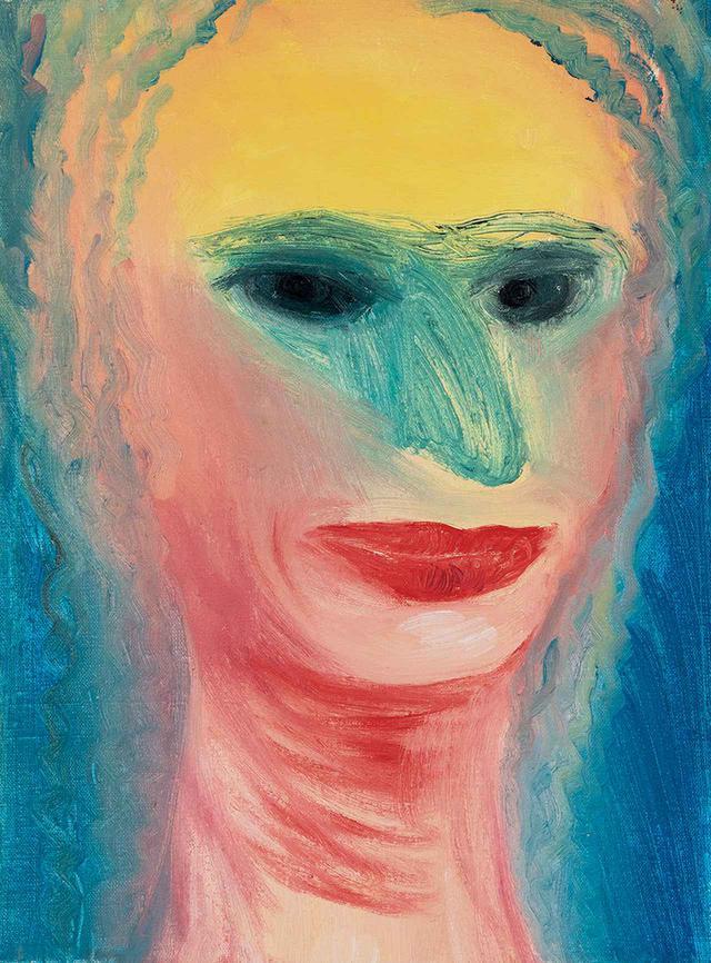 画像: ミリアム・カーン《無題》1999年 28.3×21.3cm スイス出身のミリアム・カーン。暴力や差別、戦争、ユダヤ人女性である自らのアイデンティティをテーマとする 所蔵:OKETACOLLECTION(東京)