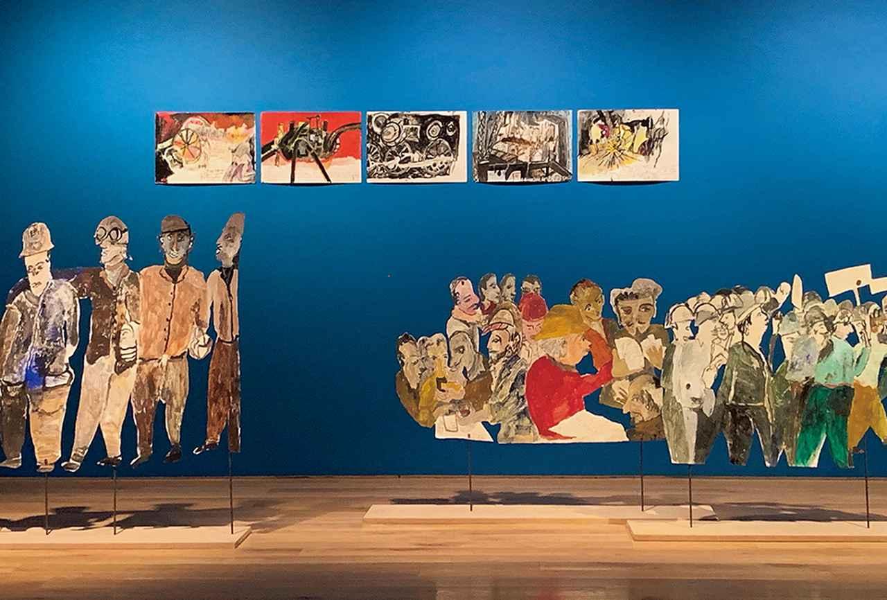 Images : 1番目の画像 - 「女性たちを突き動かすものとは―― 森美術館『アナザーエナジー展』」のアルバム - T JAPAN:The New York Times Style Magazine 公式サイト