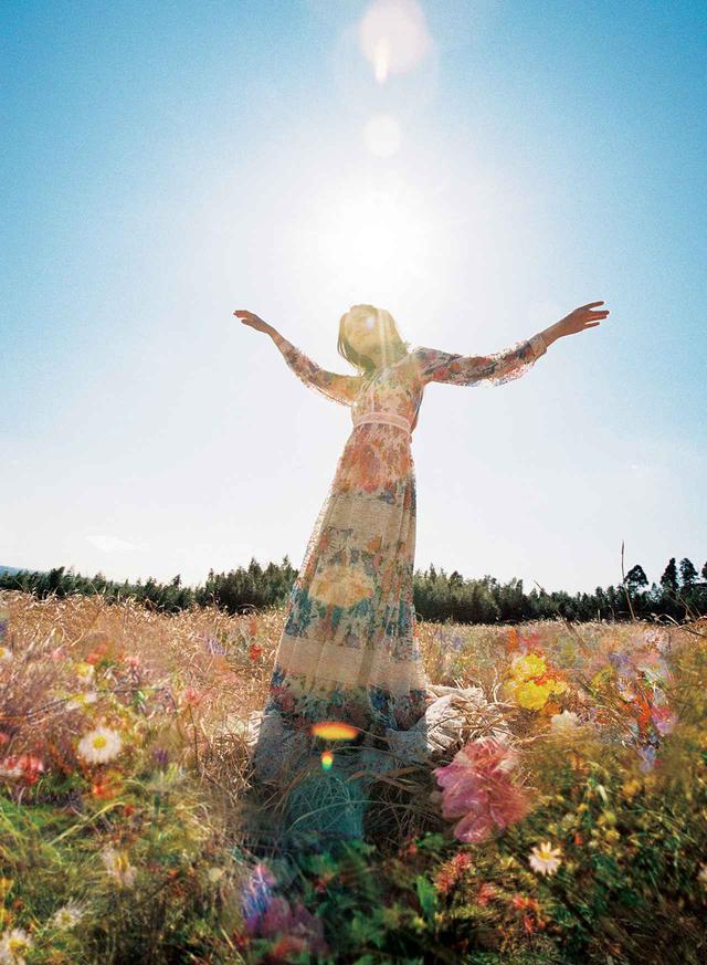 画像8: 優しさに包まれたならーー 風の時代、愛と自由を 軽やかに身にまとう