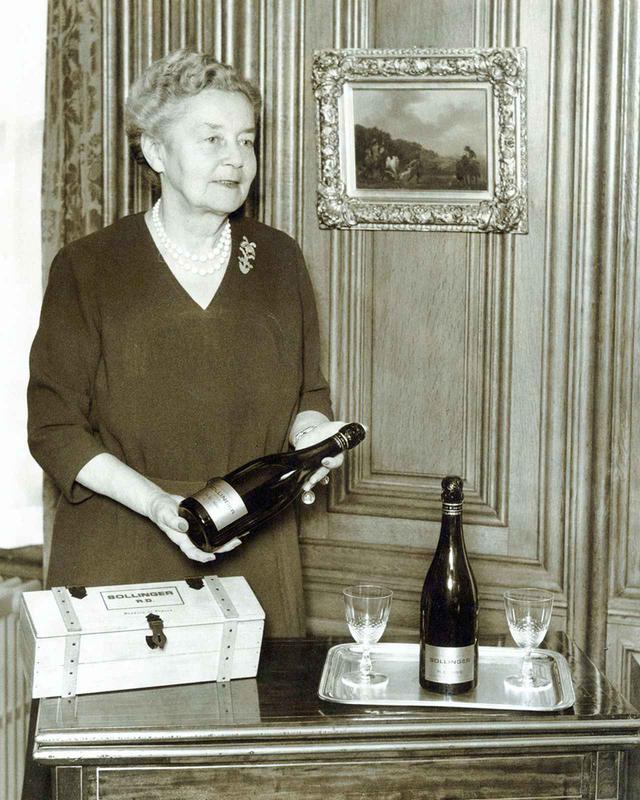 画像: 大胆で斬新なアイディアの持ち主だった、マダム・リリー・ボランジェ。「完全にオリジナルな味わい」はマダムのビジョン