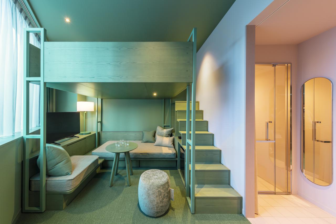 Images : Loft Room B<20㎡>