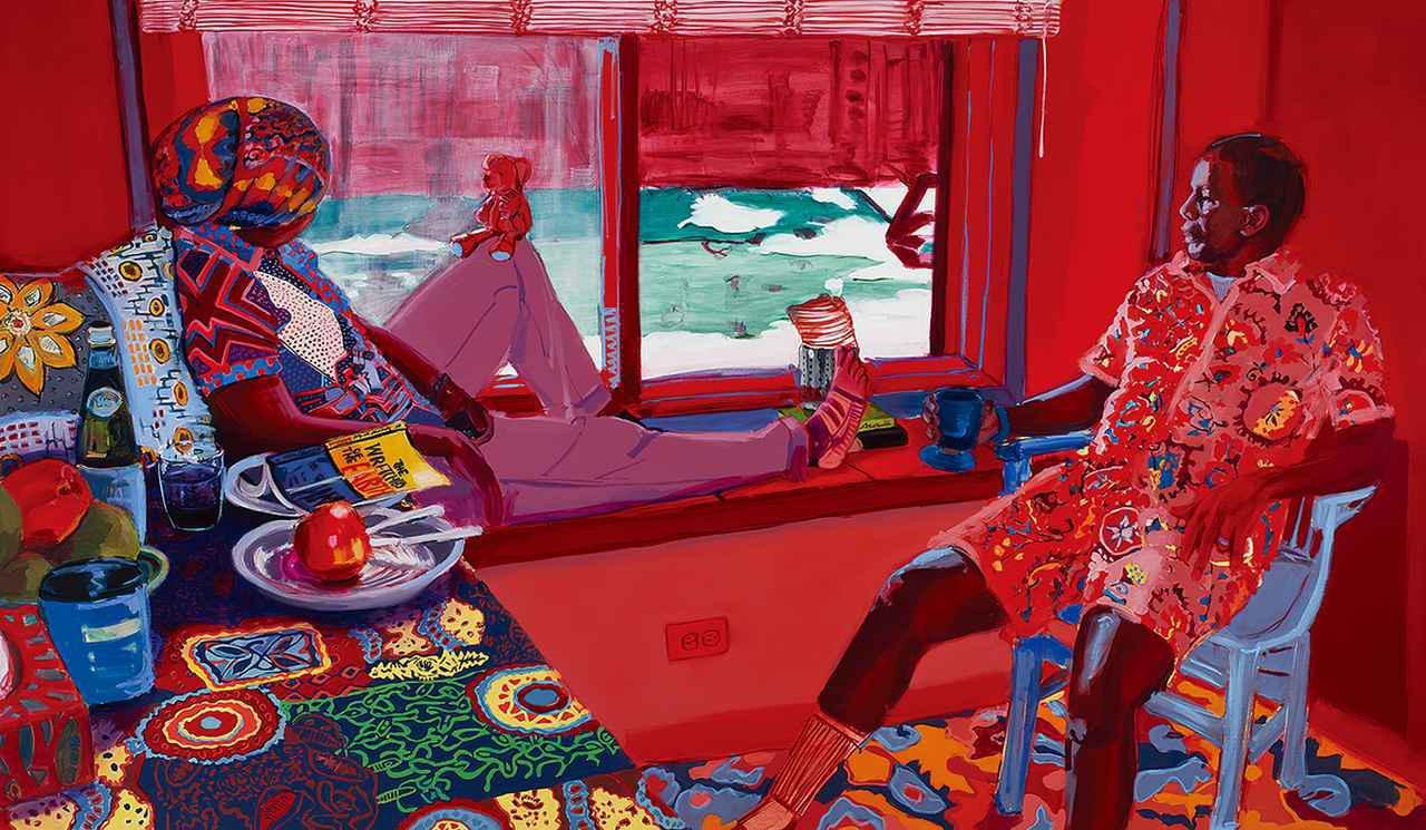 Images : 1番目の画像 - 「誰もが孤独を感じる今の時代に 勇気と救いの光をもたらす 芸術家たちの友情ストーリー」のアルバム - T JAPAN:The New York Times Style Magazine 公式サイト
