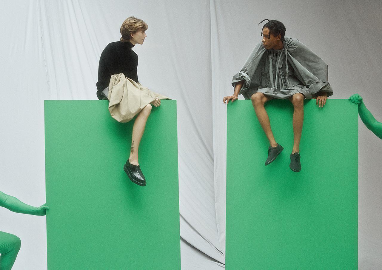 Images : 1番目の画像 - 「スペシャル・エフェクト 今シーズンのモードは 技を極めてフォルムを極める」のアルバム - T JAPAN:The New York Times Style Magazine 公式サイト