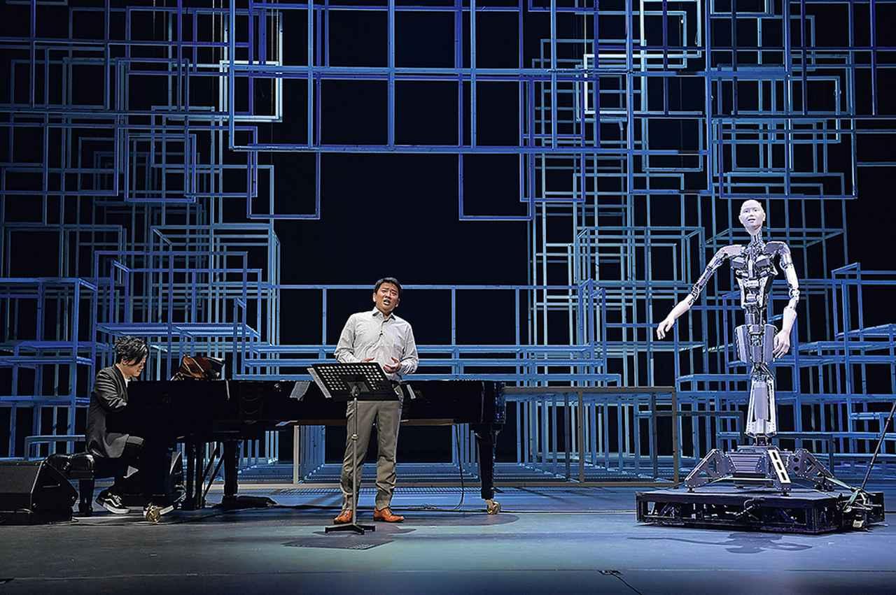 Images : 2番目の画像 - 「対談・渋谷慶一郎×島田雅彦 アンドロイドと人が共創する AI時代のオペラ」のアルバム - T JAPAN:The New York Times Style Magazine 公式サイト