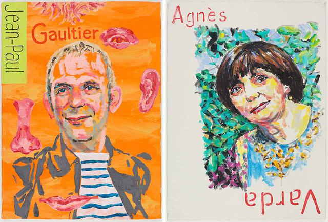 画像: (写真左)ジャン=ポール・ゴルチエ (写真右)アニエス・ヴァルダ © TADANORI YOKOO © ANDRÉ MORIN