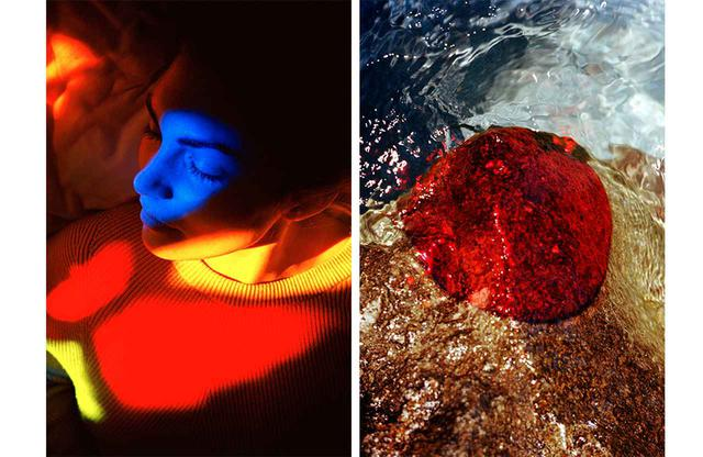 画像: (写真左)Marguerite Bornhauser Moisson rouge, 2019 © MARGUERITE BORNHAUSER (写真右)Marguerite Bornhauser Moisson rouge, 2019 © MARGUERITE BORNHAUSER