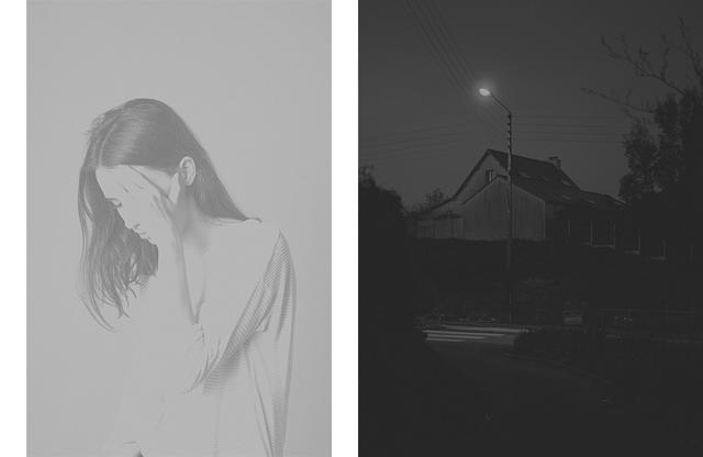 画像: (写真左)Manon Lanjouère Lumineuse Pétrification #1, 2017 © MANON LANJOUÉRE (写真右)Manon Lanjouère Au sud de nulle part, Demande à la poussière, 2017 © MANON LANJOUÉRE
