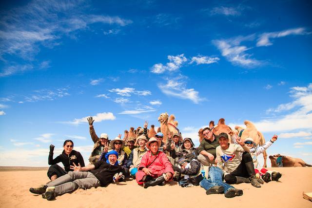 画像: モンゴルの大自然を学び、遊び、守る仲間を今年も募集します!