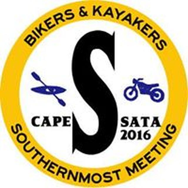 画像: 最南端バイクミーティング