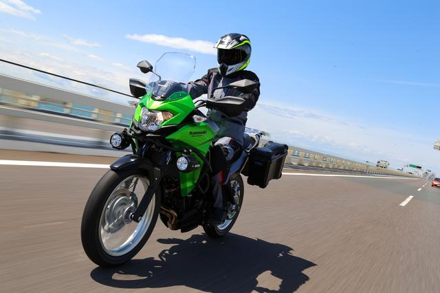 画像: VERSYS-X 250 TOURER「日本中、どこでも快適ツアラー」