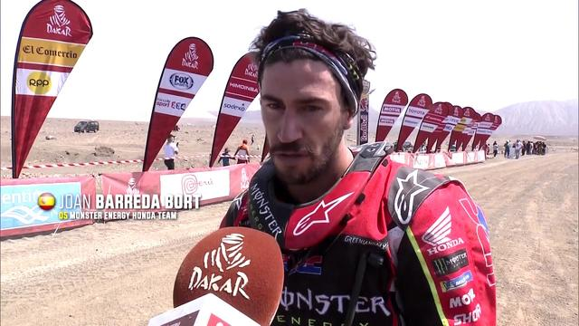 画像: Summary - Car/Bike - Stage 5 (San Juan de Marcona / Arequipa) - Dakar 2018 www.youtube.com