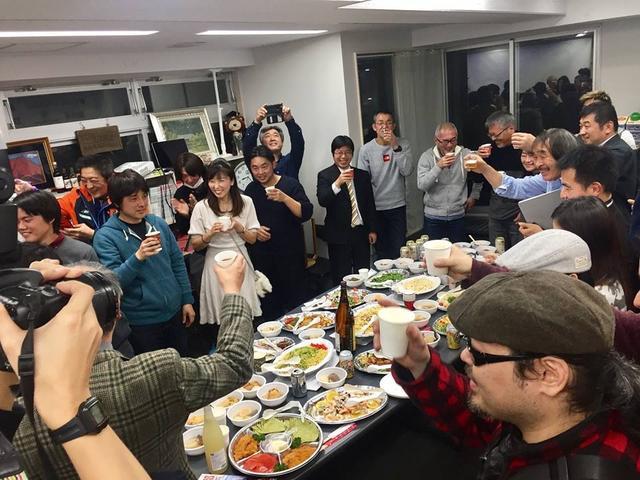 画像4: 祝賀会 at 造形社