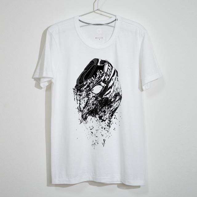 画像3: 「パリダカ」からインスパイアされたTシャツ カラー版完売、残り僅か