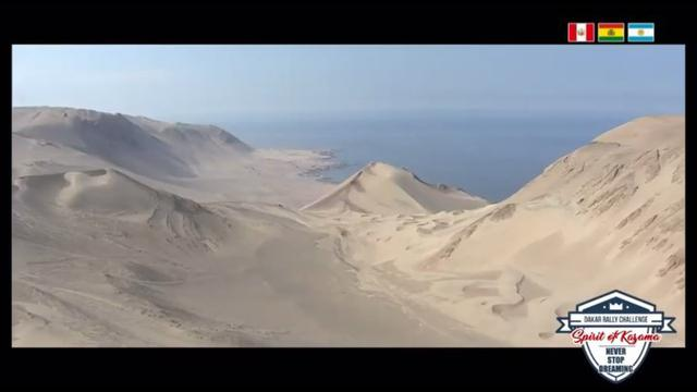 "画像1: 風間晋之介 on Instagram: ""Moment from #dakar2018 #dakarrally #dunes #rocks #rio #ocean #mountain #hot #cold everything was there  My #Yamaha #wr450frally ride over…"" www.instagram.com"