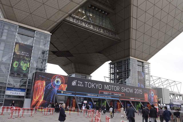 画像: 前回の東京モーターショーは2015年に開催され、入場者数は81万2500人を数えた。