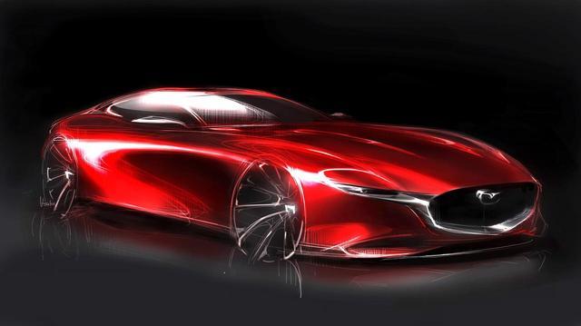 画像: マツダが今年の東京モーターショーで新エンジンと新デザインコンセプトカーを出展か【ニュース】