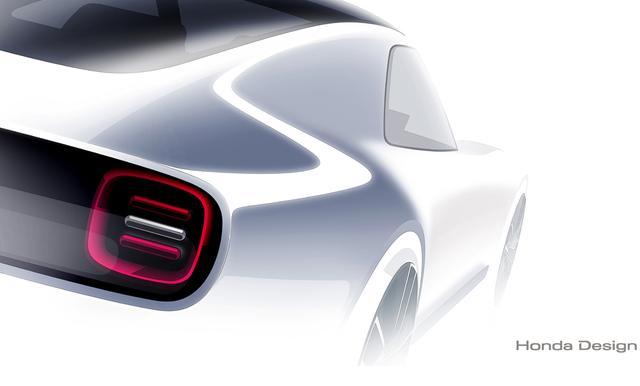 画像: 【ホンダ】ウワサのS2000後継車はEVだった!?  Honda Sports EV Concept【出展情報】