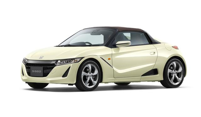 画像1: S660 β特別仕様車 コモレビ エディション