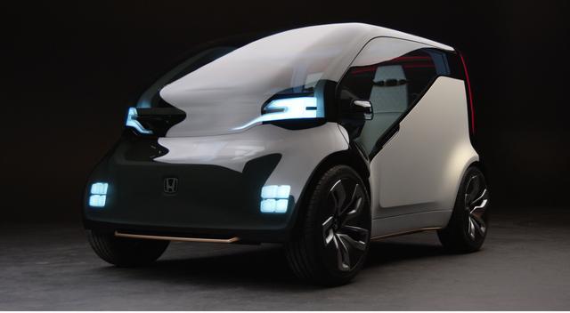 画像1: Honda NeuV(ホンダ ニューヴィー)