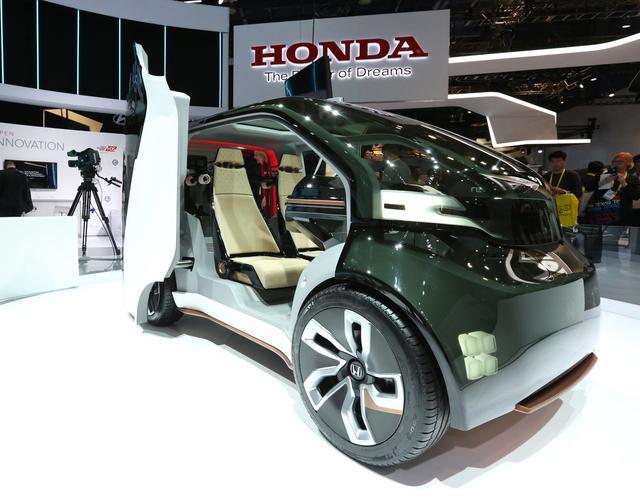 画像2: Honda NeuV(ホンダ ニューヴィー)