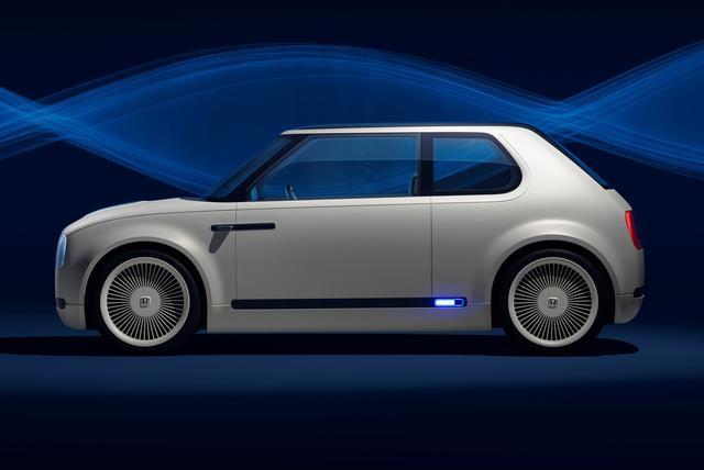 画像2: Honda Urban EV Concept