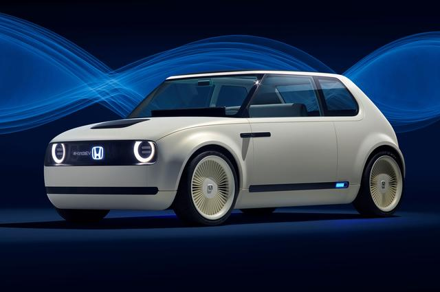 画像1: Honda Urban EV Concept