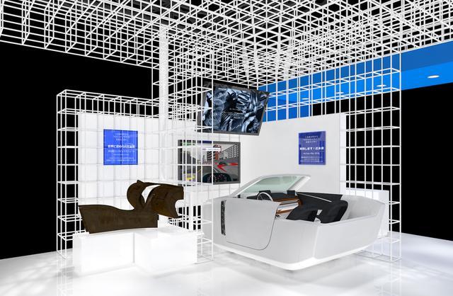 画像: 【Human-Max REAL】自動運転時代の次世代コックピット。モックアップに試乗して体験できる。