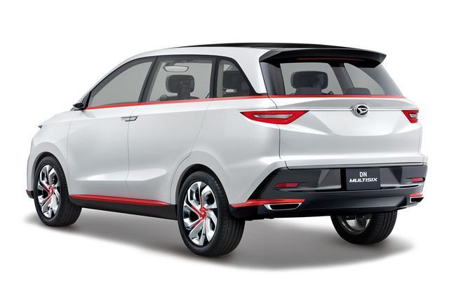 画像: SUVとミニバンのクロスオーバーMPV。日本での発売は微妙なところ…。