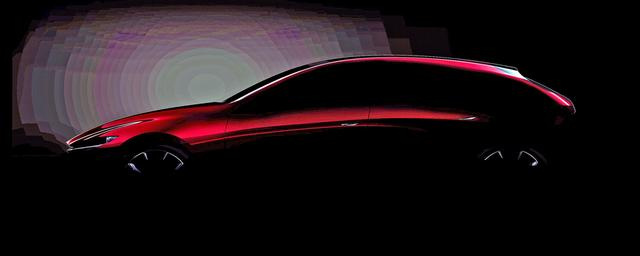 画像: 東京モーターショーでは次期アクセラをイメージしたコンセプトカーも出品される。実車は息を飲むほど美しい(関係者談)という自信作だ。