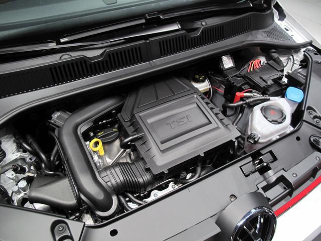 画像: up! GTIの1L直3ターボエンジンは115ps/200Nmを発生する。