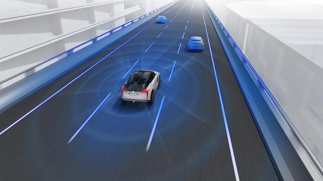 画像2: Nissan IMxの最先端の安全装備は、日産の「セーフティ・シールド(クルマが人を守る)」思想の集大成ともいえる。