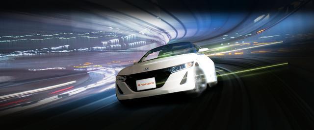 画像: Yachiyo Styling Parts for Honda S660 | 八千代工業株式会社