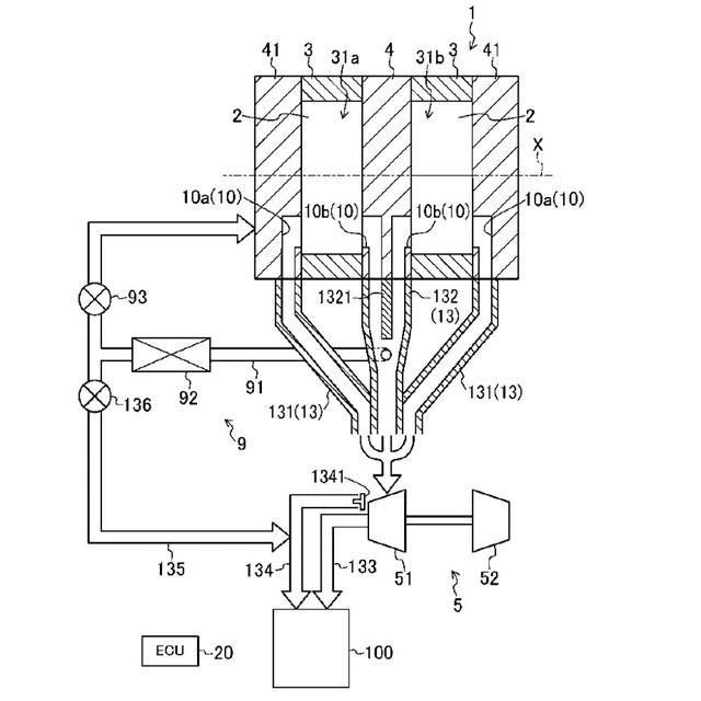 画像2: ※公開特許より引用。