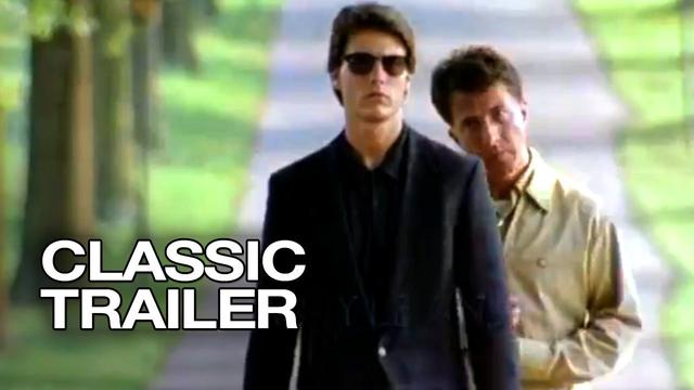 画像: Rain Man Official Trailer #1 - Tom Cruise, Dustin Hoffman Movie (1988) HD youtu.be