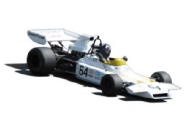 画像: 1972 Brabham BT37 ロン・トーラナックから、新たにバーニー・エクレストンが代表に就任したモータースポーツ・ディベロップメント(ブラバム)が1972年用に用意したマシン。 アルミ・モノコックにジャッド・チューンのDFV、ヒューランドFG400ギヤボックスなど前年型のBT34から基本的な構造は変わっていない。ドライバーはグラハム・ヒルとカルロス・ロイテマン。BT37は2台のみが製作されたが、このシャシーナンバー2は、ロイテマンのレースカーとして第5戦ベルギーGPでデビュー。第11戦カナダGPではBT37としてのベストリザルトである4位を記録している。