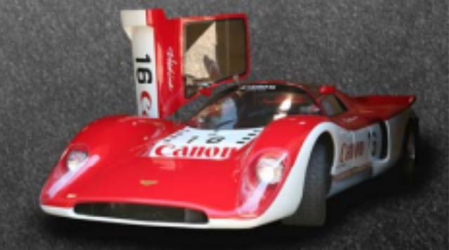 画像: 1969年 Chevron B16 イギリスのレーシングコンストラクター、シェブロンが1969年に製作したB16は軽量コンパクトな車体にBMWのエンジンを搭載。デビューレースで優勝すると、その後も数々のレースで大活躍した。1971年に製作した発展型のB19は日本のGC(グラチャン)シリーズにも参戦。 これをドライブした田中弘は優勝を含む上位入賞を重ね、シリーズランキング2位を記録。さらに改良されたB21Pをドライブした鮒子田寛が1972年のシリーズチャンピオンに輝いた。