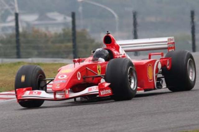 画像: 2003年 Ferrari F2003-GA 長い低迷の時期を過ごしたフェラーリは1996年ミハエル・シューマッハと契約し、再びトップチームへの道をスタートさせた。1999年、16年ぶりのコンストラクターズタイトルを獲得すると、2000年にはシューマッハがフェラーリ21年ぶりとなるドライバーズチャンピオンを獲得。その後もタイトルを獲得し続け、黄金期の2003年にシューマッハ、ルーベンス・バリチェロのコンビで戦ったのがF2003-GA。シューマッハが自身6度目のドライバーズタイトルを獲得した。