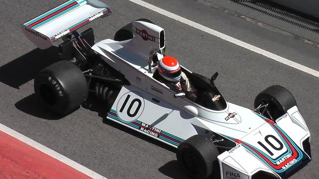 画像: Historic F1 Sound - Brabham Cars BT37,BT42,BT49c - Pure sound on track! youtu.be