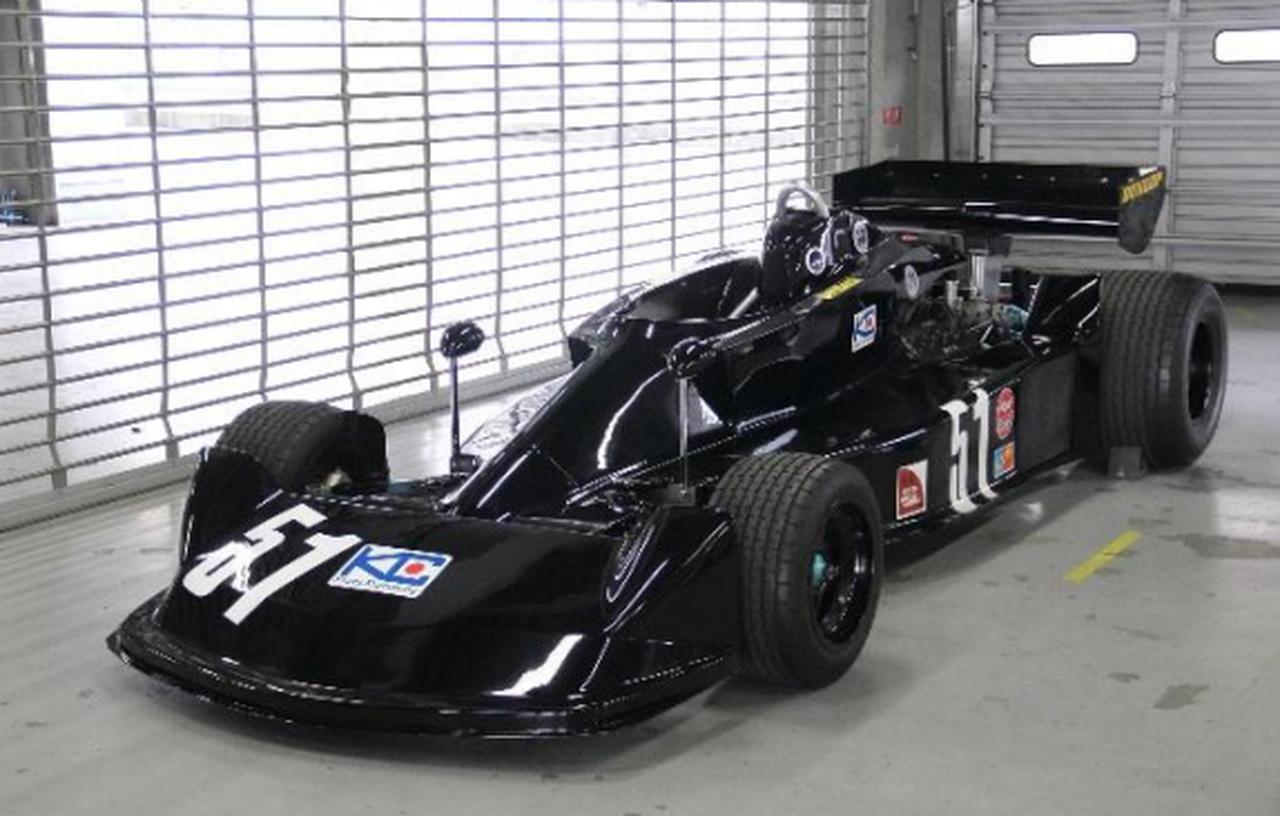 和製F1マシン「Kojima KE007」が登場!RICHARD MILLE SUZUKA Sound Of