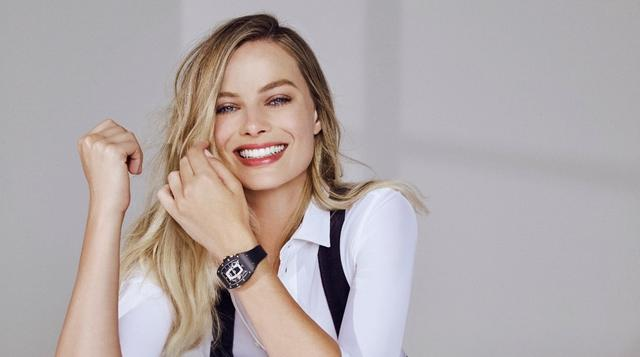 画像2: Margot Robbie richardmille.com
