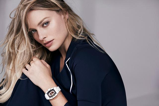 画像1: Margot Robbie richardmille.com