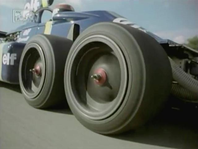 画像: イカス! ティレルP34のオンボード映像! - LAWRENCE - Motorcycle x Cars + α = Your Life.