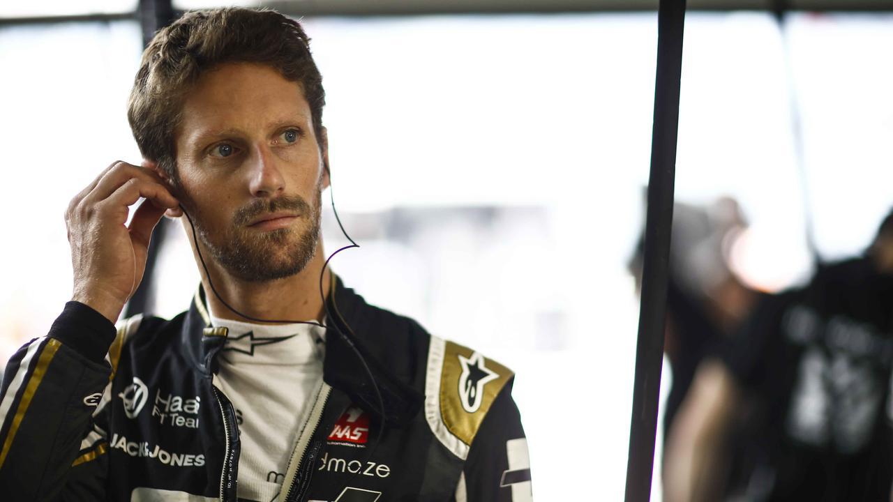 画像: スイスのジュネーブ出身のF1ドライバー、ロマン・グロージャン。ちなみに国籍はフランスです。現在はランキング17位と下位に沈んでますが、今年の鈴鹿ではどんな走りを見せるのか? 注目しましょう! www.haasf1team.com