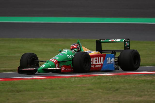 画像: Benetton B189(ベネトン B189)